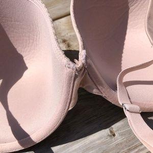 torrid Intimates & Sleepwear - Torrid 46D Shaping Plunge Beige Underwire Bra 46 D